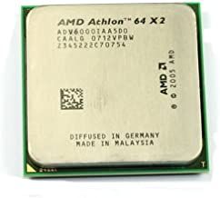 AMD Athlon 64 X2 6000+ 3.1GHz 2x512KB Socket AM2 Dual-Core CPU