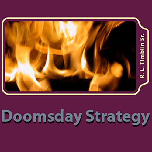 Doomsday Strategy: Can It Be Stopped? audiobook cover art