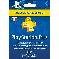 Playstation Plus Card Hang- Abonnement 12 Mois [Importación Francesa]