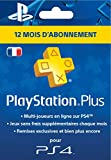 Playstation Plus Card Hang - Abonnement 12 Mois [Importación Francesa]