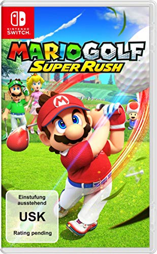 Mario Golf: Super Rush [Nintendo Switch]