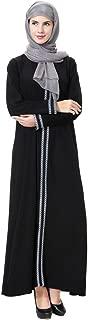 Best black cotton abaya Reviews