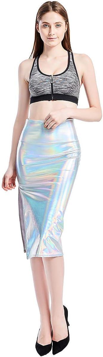 Women Max 79% OFF High Waist Bodycon Pencil Cheap Skirt Party Night Dance Dis Club