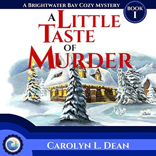 A Little Taste of Murder audiobook cover art