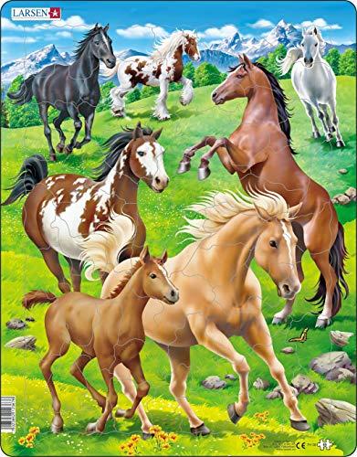 Puzzles Horse