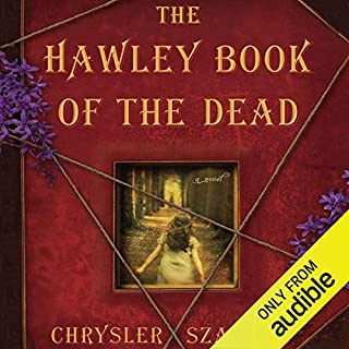 The Hawley Book of the Dead audiobook cover art