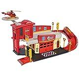 Dickie Toys - 203099623 - Caserne de pompiers - Fireman Sam - Radiocommane - Echelle 1/64