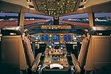 Educational - Bildung - Poster - Airplane-Boeing 777-200