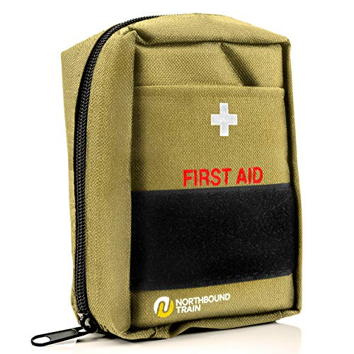 Northbound Train First Aid Kit, Fully Stocked – IFAK