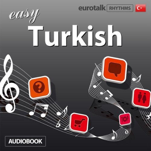 Rhythms Easy Turkish audiobook cover art