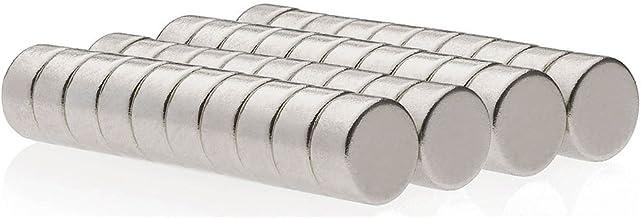 40 x HAB & GUT -MC00V-40- Mini-magneten NEODYMIUM 3 x 6 mm -HxD- supersterk - HET ORIGINEEL