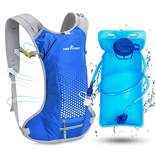 Valenzva Hydration Backpack,Water Backpack with 2L Water Bladder Running,Water Backpack for Hiking,Cycling Backpacks,Running Backpack