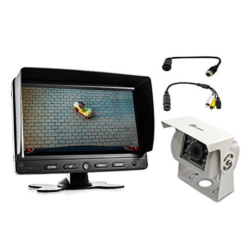 Adapter System für Waeco Rückfahrkamera Rückfahrsystem Perfectview Kabel 7