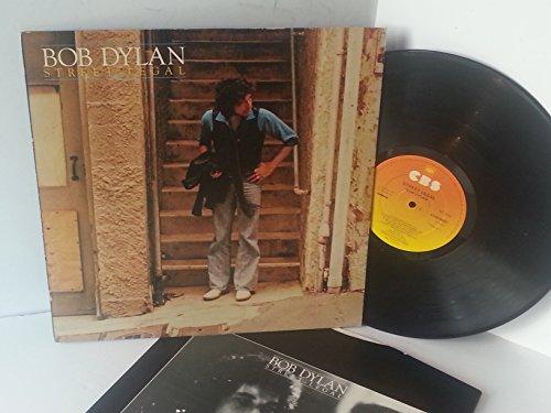 Bob Dylan - Street-Legal - CBS - CBS 86067