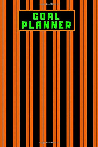 Goal Planner: Daily goals setting workbook for freedom self mastery planning & vision improvement tracker: Perfect gift book for Adulting teacher ... Christmas Birthday Halloween sales dream