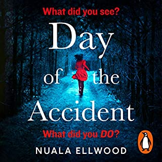 Day of the Accident                   By:                                                                                                                                 Nuala Ellwood                               Narrated by:                                                                                                                                 Tara Fitzgerald                      Length: 9 hrs and 3 mins     101 ratings     Overall 4.2