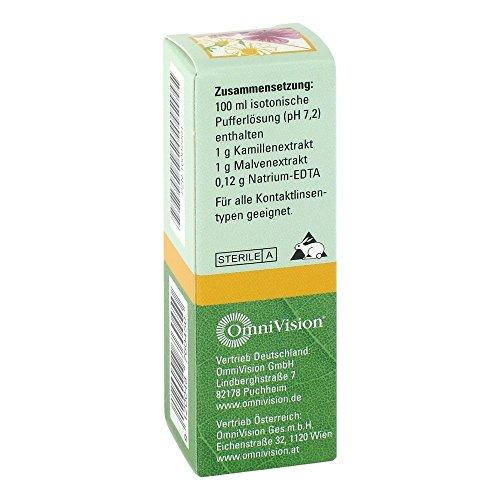 Herba-Vision Kamille Plus Augentropfen, 15 ml