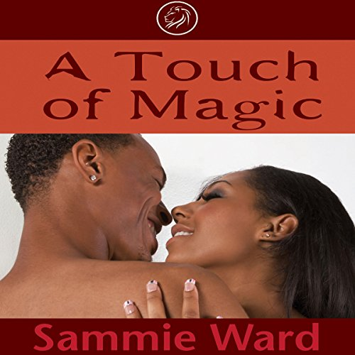 A Touch of Magic audiobook cover art