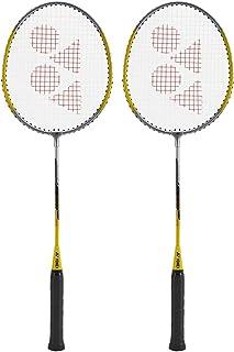 Yonex GR-301 Set of 2 Blend Badminton Racquet with Half Cover
