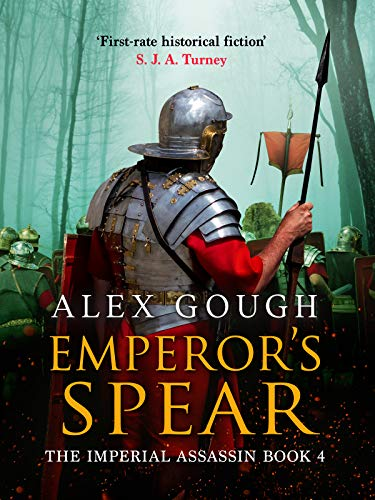 Emperor's Spear (The Imperial Assassin Book 4)