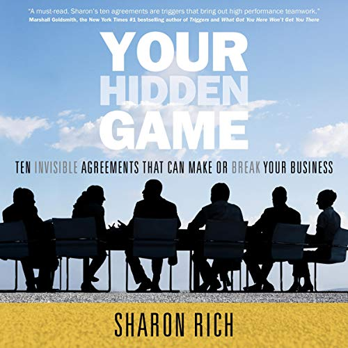 Your Hidden Game  By  cover art
