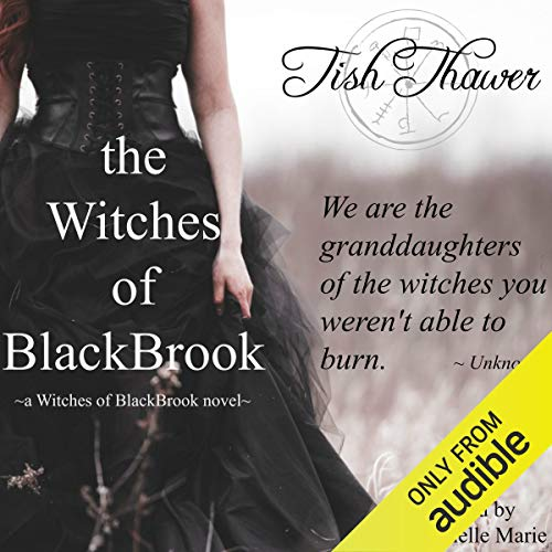 The Witches of BlackBrook cover art
