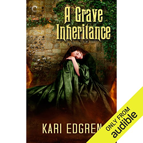A Grave Inheritance audiobook cover art