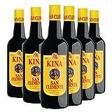 Pack Kina San Clemente 6 botellas de 1 L - Bebida aromatizada dulce