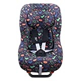 JANABEBE Funda para Romer Britax Max Way Plus (Happy Dino)