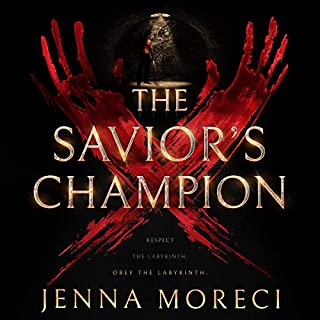 The Savior's Champion     The Savior's Series, Book 1              By:                                                                                                                                 Jenna Moreci                               Narrated by:                                                                                                                                 Nick Denton                      Length: 20 hrs and 36 mins     38 ratings     Overall 4.7