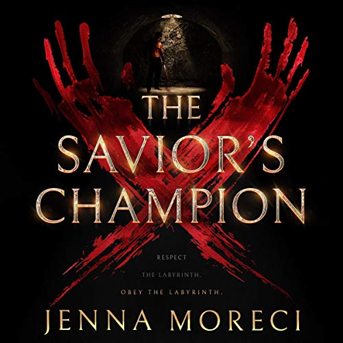 The Savior's Champion     The Savior's Series, Book 1              Written by:                                                                                                                                 Jenna Moreci                               Narrated by:                                                                                                                                 Nick Denton                      Length: 20 hrs and 36 mins     7 ratings     Overall 4.9