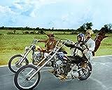 Kopoo Easy Rider Fonda Hopper Nicholson On Harley Motorrad