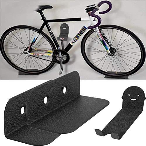 Fahrradparkplatz, Wandhalterung Aus Massivem Stahl Für Fahrrad, Fahrradhalterung Mit Sicherheitshaken, Für Mountainbike Racing Bike Folding Bike