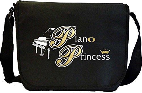 Musicalitee Piano Princess - Sheet Music Document Bag Musik Notentasche