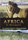 DVD sur l'Afrique et le Serengeti