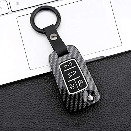ATMASDO Cubierta de la caja de la llave del coche, para Chevrolet Buick Cruze Aveo Trax Opel Astra Corsa Meriva Zafira Antara J