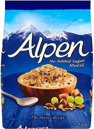 Alpen No Added Sugar Muesli 1.1kg