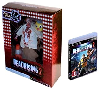 Dead Rising 2 - édition outbreak collector (B003VWDIOO)   Amazon price tracker / tracking, Amazon price history charts, Amazon price watches, Amazon price drop alerts