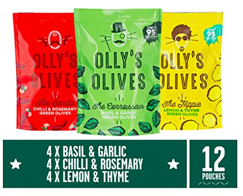 Olly's Olives   Mixed Selection ...
