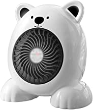 MBJDX Electric Fan Heater Household Portable Electric Space Heater Mini Heating Air Winter Warmer Fan in Room (Color : B)