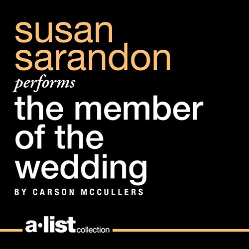 The Member of the Wedding cover art