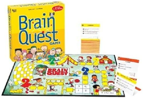 Brain Quest Game by University Games