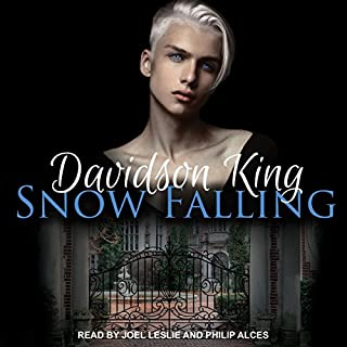 Snow Falling audiobook cover art
