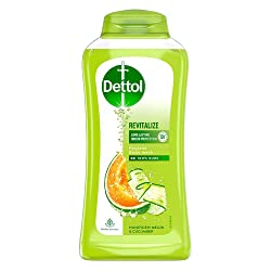Dettol Body Wash and shower Gel, Revitalize - 250ml