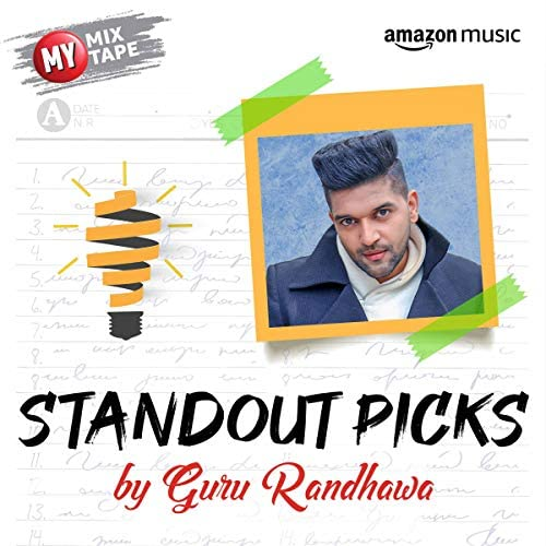 Curated by Guru Randhawa