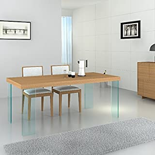 Argo Furniture Timber Veneer MDF Office Table/Dining Tables, 71