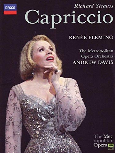 Strauss, Richard - Capriccio [2 DVDs]