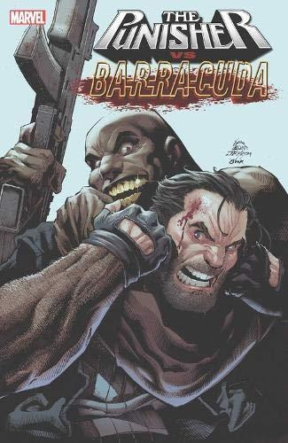 Punisher vs. Barracuda