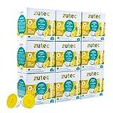 Zutec - Cápsulas de Zumo de Piña - Compatibles con cafeteras Dolce Gusto* - 9 Estuches de 12 cápsulas - 108 cápsulas