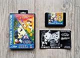 Disney Collection: Quackshot / Castle Of Illusion (Mega Drive) [Importación Inglesa]